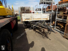Open aanhanger trailer used flatbed