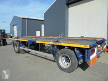 Kögel flatbed trailer