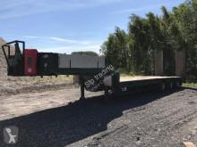 Nicolas heavy equipment transport trailer