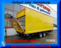 przyczepa furgon Möslein