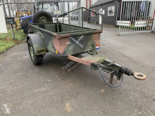 remorque Genie GEMCO Army NL Command & Control trailer GPT 400