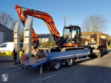 Royen heavy equipment transport trailer X-Way porte engins tandem