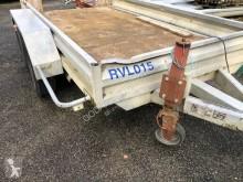 reboque porta máquinas Hubière