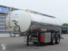 Food tanker trailer ETA SRBPW33*Liftachse*25000Ltr*