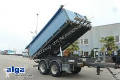 Carnehl CTK, Alu, 5m lang, Tandem, Luft, Plane,Stützbein trailer