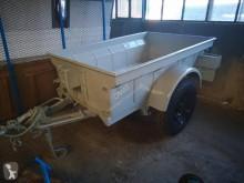 Lohr military trailer