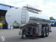 Remolque cisterna alimentario Magyar S33BTA1EP*Liftachse*BPW-Achsen Ltr*