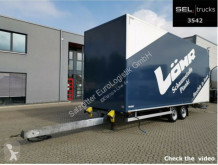 Fliegl Walther T4K207 / BPW / JUMBO trailer used box