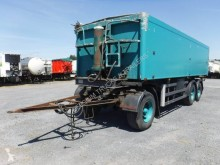 aanhanger kipper graantransport Serrus