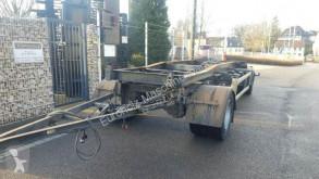 reboque chassis Hüffermann