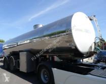 Magyar food tanker trailer