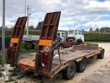 CTC heavy equipment transport trailer