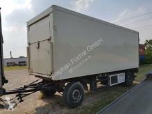 remorque Rohr RAK18 Durchlade Anhänger Koffer mit Kühlung und