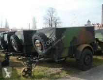 remorque militaire Lohr