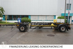 """Kögel AW 18 BDF 19,5"""" MAXI SAF Achsen trailer"""