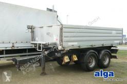 Schwarzmüller tipper trailer 18 t. Dreiseiten Kipper/Tandem/Alu Bordwände