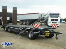 Heavy equipment transport trailer ALGA, AT 300/verbreiterbar/30 t./8,7 m. lang