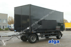 Spier box trailer