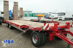 porte engins Goldhofer TU 3-24/80/Rampen/30 t./9,2 m. lang/NL: 24 t.!