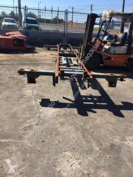 Remorque Fruehauf Non spécifié porte containers occasion