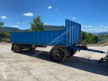 Lecinena trailer used flatbed