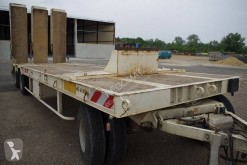 ACTM Porte Engins 3 Essieux dolly trailer
