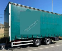 Frejat 2 EJES trailer used tautliner