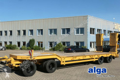 Müller-Mitteltal heavy equipment transport trailer T40, 40to., 31,9to. Nutzlast, verbreiterbar