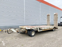 Goldhofer heavy equipment transport trailer TU 2-16/80 TU 2-16/80