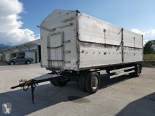 Used two-way side trailer Zorzi Ribaltabile Bilaterale