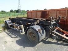 Trax RM Porte caisson Bennante trailer