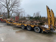 Demico trailer used heavy equipment transport