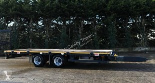 MAC heavy equipment transport trailer