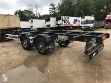 Samro trailer used chassis