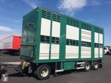 přívěs vůz pro přepravu dobytka Trailor