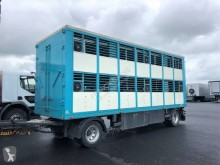 General Trailers 2 étages trailer used livestock trailer