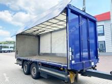 Remolque furgón Orten ZFPR18 ZFPR18, Getränkekoffer, automatische Schwenkwand, LBW
