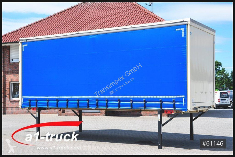Voir les photos Équipements PL Krone 4x WB CODE XL Getränke, DC 9.5 Höhe 2700mm