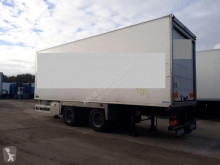 Chereau box trailer