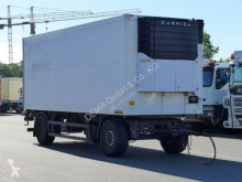 Rohr refrigerated trailer RAK/18TK*Carrier Maxima 1000*LBW*TÜV*