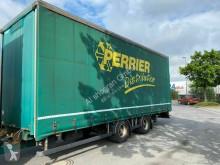 Lecitrailer tarp trailer