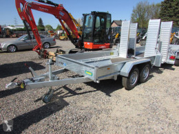 Unsinn UBA 3030-14-1600 trailer used heavy equipment transport
