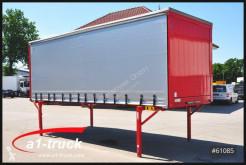 equipamentos pesados carroçaria caixa de lonas Krone