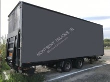 Montenegro RDH-2GC trailer used box