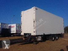Lecinena TANDEM ISOTERMO trailer