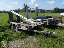 Ifor Williams E4*2007 / 46*0338 trailer