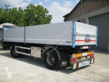 Dropside flatbed trailer
