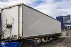 Remorca Samro CAISSE FOURGON furgon second-hand