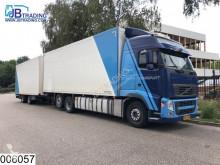 remorque Jumbo Middenas Truck (2011) EURO 5, Frigoblock, Standairco, Airco, Frigo Combi