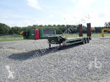 Scorpion flatbed trailer